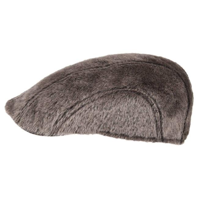 Stetson Schirmmütze Madison Lamb Fur Flatcap Sale Angebote Groß Döbbern