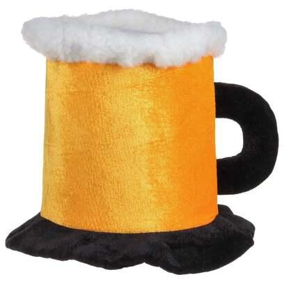 Bierhut mit Henkel Partyhut - Bild 1
