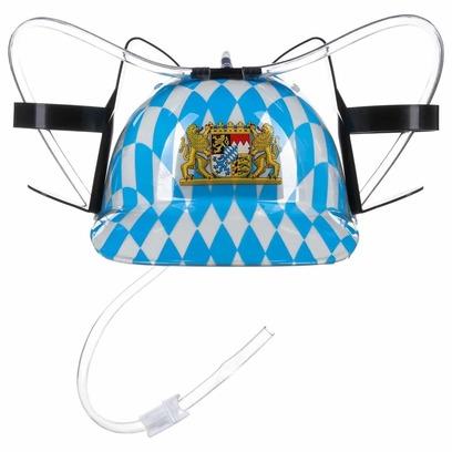 Trinkhelm Bierhelm Oktoberfesthelm Bayern - Bild 1