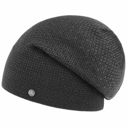 Lierys Beanie Oversizemütze mit Farbverlauf Strickmütze - Bild 1