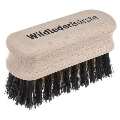 Hutpflege Wildlederbürste für Hüte - Bild 1