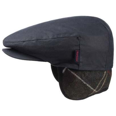 Cheviot Earflaps Flatcap Schirmmütze Barbour - Bild 1