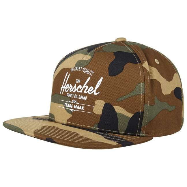 Herschel Mütze Kappe Whaler Snapback Cap