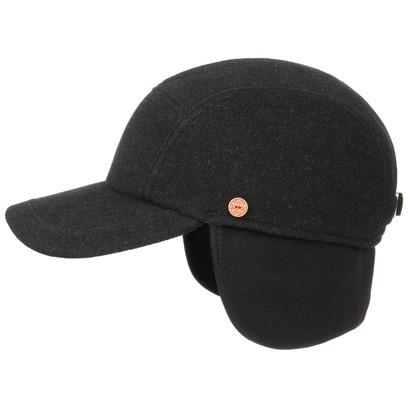 Mayser Tonito Wool Basecap mit Nackenschutz - Bild 1