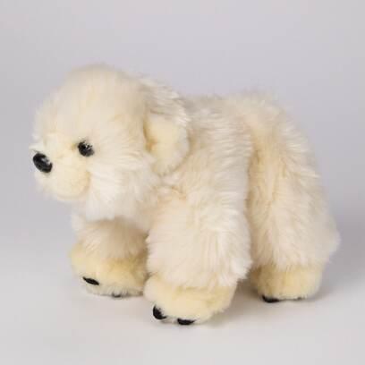 Eisbär Baby-Eisbär 20 cm Stofftier