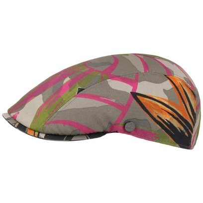 Lierys Lahaina Flatcap Schirmmütze Schiebermütze Baumwollcap - Bild 1