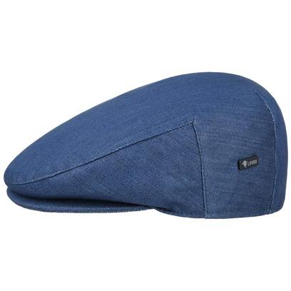 Lierys Inglese Jeans Flatcap Schirmmütze Schiebermütze Jeanscap - Bild 1