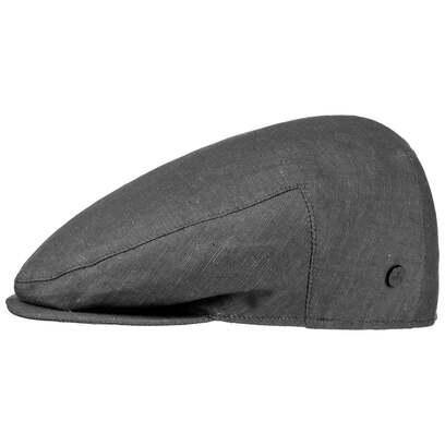 Lierys Schirmmütze Schiebermütze Inglese Leinen Flatcap - Bild 1