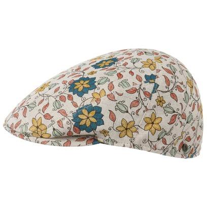 Firalia Blumen Schirmmütze Schiebermütze Flatcap Doria - Bild 1