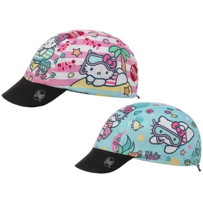 BUFF Kinder Reverse Cap Beach Hello Kitty Sonnencap Sonnenschutz-Cap Kindermütze Strandcap - Bild 1