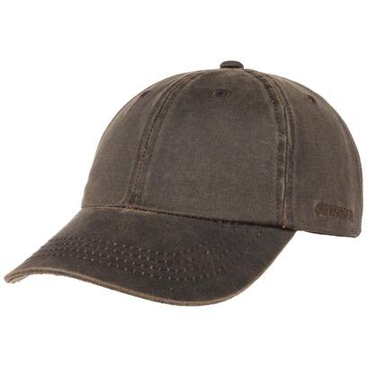 Stetson Cap Kappe Mütze Baumwollcap Statesboro Old Cotton Basecap