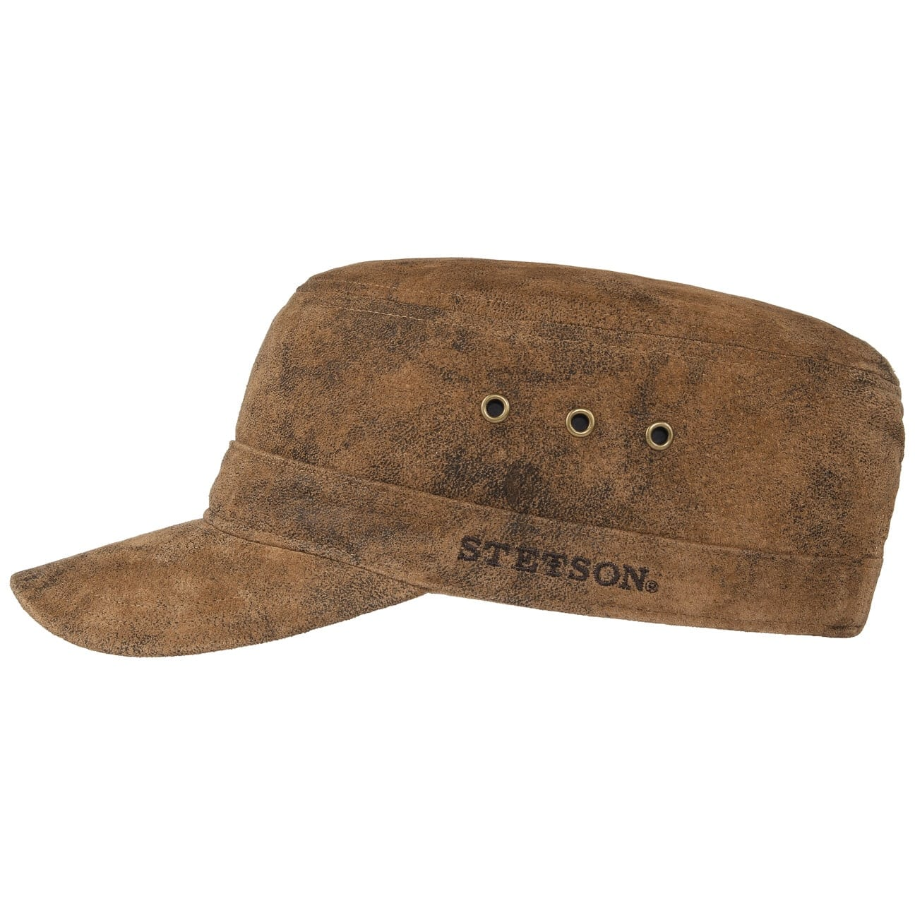 raymore-pigskin-armycap-by-stetson-sommercap, 69.00 EUR @ hutshopping-de