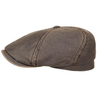 Stetson Brooklin Old Cotton Schirmmütze Flatcap Sommercap - Bild 1