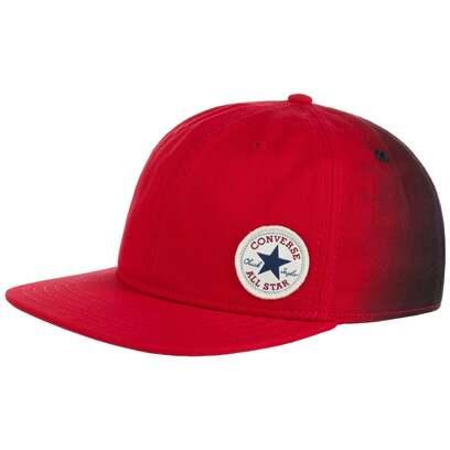 Converse Colour Change Wash Deconstruct Cap Baumwollcap Flat Brim Cap Basecap Kappe Baseballcap - Bild 1