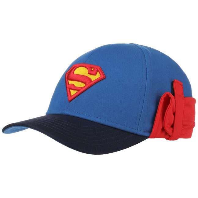 PUMA Superman Kids Suncell Cap Kindercap Baumwo...