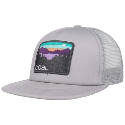 Coal The Hauler Snapback Cap Flatbrim Mesh Basecap Baseballcap Kappe - Bild 1