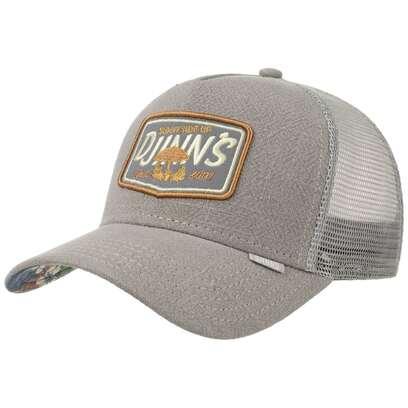 Djinns HFT Judo Samu Snapback Cap Basecap Mesh Trucker High Fitted Baseballcap Kappe - Bild 1