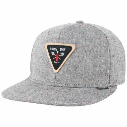 Djinns 6 Panel Spotted Snapback Cap Flatbrim Basecap Baseballcap Kappe - Bild 1