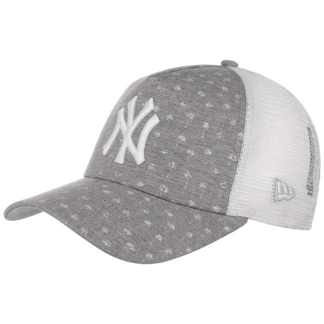 New Era Micro Palm NY New York Yankees Trucker ...