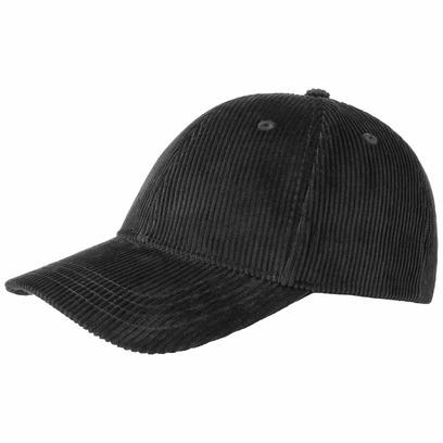 Basic Cord Baseballcap Basecap Cap Baumwollcap Kappe Cordcap - Bild 1