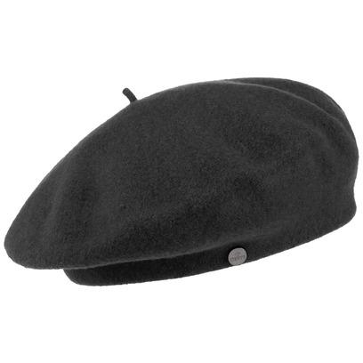 Lierys Damenbaske Baskenmütze Wollbaske Wollmütze Winterbaske Baske - Bild 1