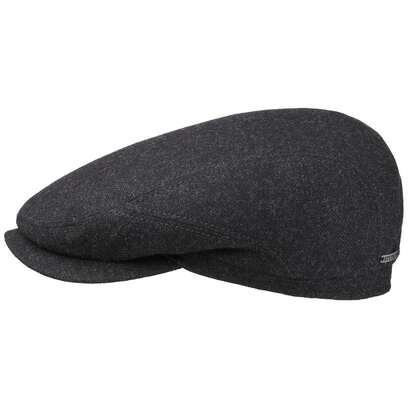 Stetson Belfast Wool Blend Flatcap Schirmmütze Schiebermütze Wollcap Mütze - Bild 1