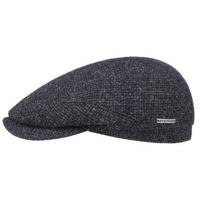 Stetson Belfast Tweed Flatcap Schirmmütze Schiebermütze Wollcap Mütze - Bild 1