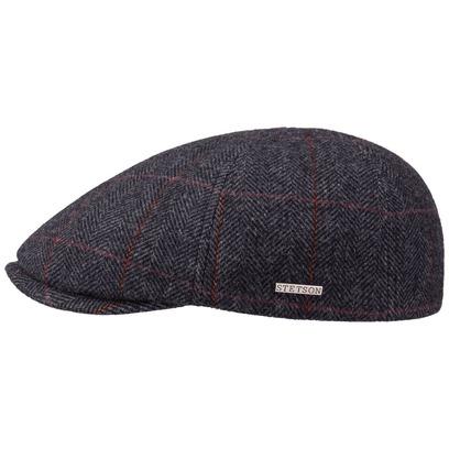 Stetson Texas Colour Lines Gatsby Cap Schirmmütze Wollcap Flatcap Mütze Schiebermütze - Bild 1