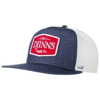 Djinns Basic Beauty Mesh Cap Flatbrim Snapback Truckercap Basecap Baseballcap - Bild 1