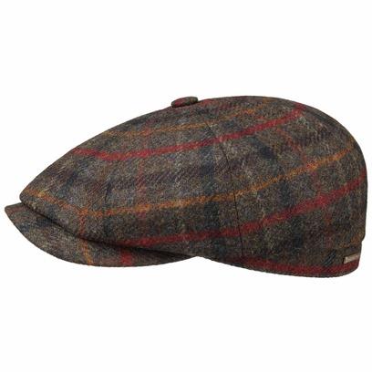 Stetson Hatteras Wool Winter Flatcap Schirmmütze Ballonmütze Wollcap Mütze - Bild 1
