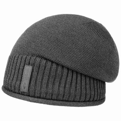 Chillouts Etien Beanie Fleecefutter Strickmütze mit Teddyfleece Wintermütze Oversize-Mütze Mütze - Bild 1