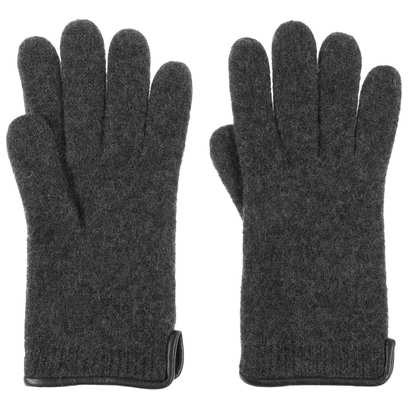Herren Woolmark Walkhandschuhe Fingerhandschuhe - Bild 1