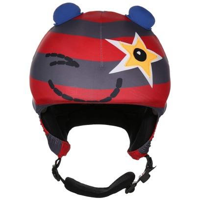 Barts Red Monster Skihelm Überzug Helmüberzug Cover Helmcover