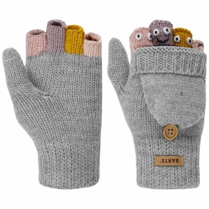 Barts Puppet Kinderhandschuhe Fingerlos Handschuhe Strickhandschuhe - Bild 1
