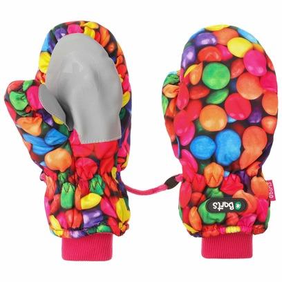 Barts Nylon Candy Fäustlinge Handschuhe Fausthandschuhe Kinderhandschuhe - Bild 1