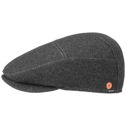 Mayser Sigma Plus Sympatex Flatcap Schirmmütze Wollcap Schiebermütze Wintermütze Cap Kappe - Bild 1