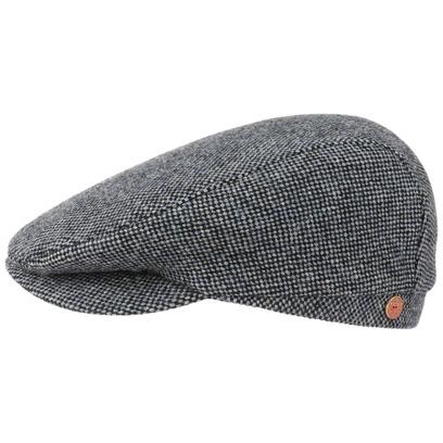 Mayser Frankie Tweed Flatcap Schirmmütze Schiebermütze Tweedcap Wollcap - Bild 1