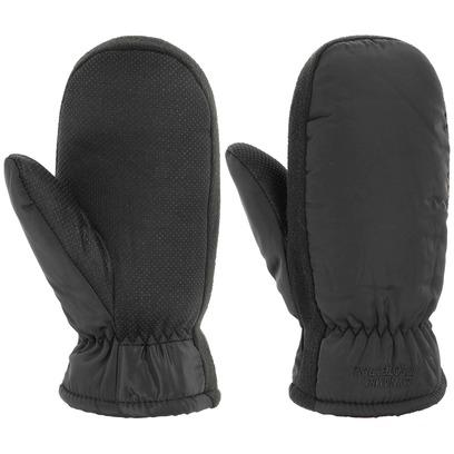 Lipodo Fäustlinge mit Teddyfutter Fausthandschuhe Handschuhe Damenhandschuhe Herrenhandschuhe