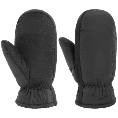 Lipodo Fäustlinge mit Teddyfutter Fausthandschuhe Handschuhe Damenhandschuhe Herrenhandschuhe - Bild 1