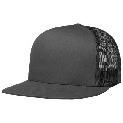 Classic Trucker Cap Meshcap Mesh Truckercap Basecap Baseballcap Flatbrim Flat Brim Kappe Capuniverse - Bild 1