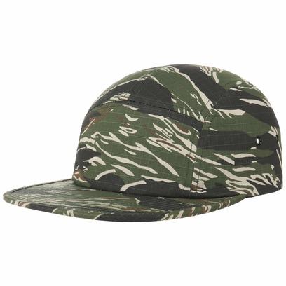 Classic Jockey Strapback Cap Basecap Baseballcap Baumwollcap Kappe - Bild 1
