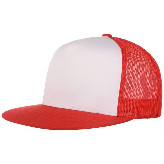 Classic Twotone Trucker Cap Mesh Basecap Baseballcap Kappe Truckercap Meshcap