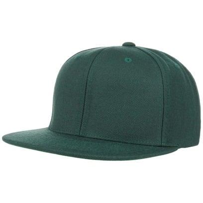 Classic Snapback Cap Flat Brim Flatbrim Basecap Baseballcap Kappe - Bild 1