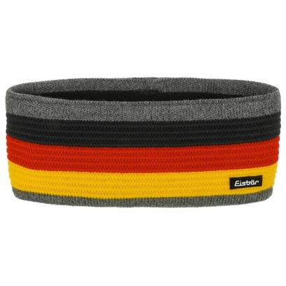 Eisbär Deutschland Stirnband Headband Ohrenschützer Ohrenwärmer - Bild 1