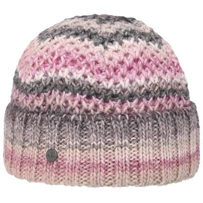 Lierys Frippe Umschlagmütze Beanie Wintermütze Strickmütze Mütze Damenmütze Herrenmütze - Bild 1