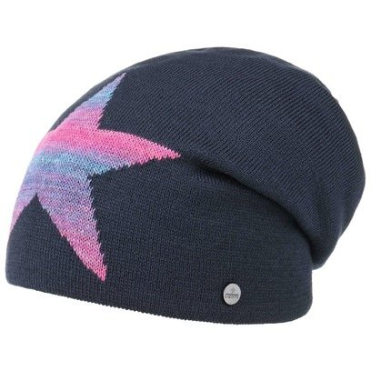 Lierys Toluca Star Long Beanie Oversize-Mütze Wintermütze Wollmütze Mütze - Bild 1
