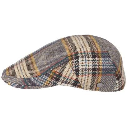 Lierys Virgin Wool Flatcap Schirmmütze Wollcap Cap Mütze Kappe Schiebermütze