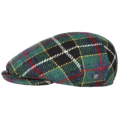 Lierys Harris Tweed Flatcap Schirmmütze Wollcap Cap Mütze Kappe Schiebermütze - Bild 1