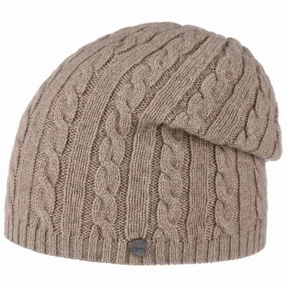 Lierys Merino Kaschmir Strickmütze Mütze Wintermütze Wollmütze Damenmütze - Bild 1
