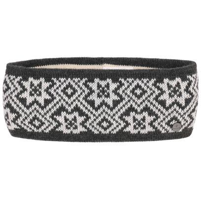 Lierys Winter Design Stirnband Headband Ohrenschutz Ohrenschützer Ohrenwärmer - Bild 1